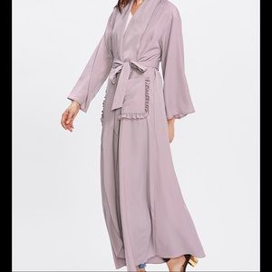 Pink abaya from DubaiNWT for sale